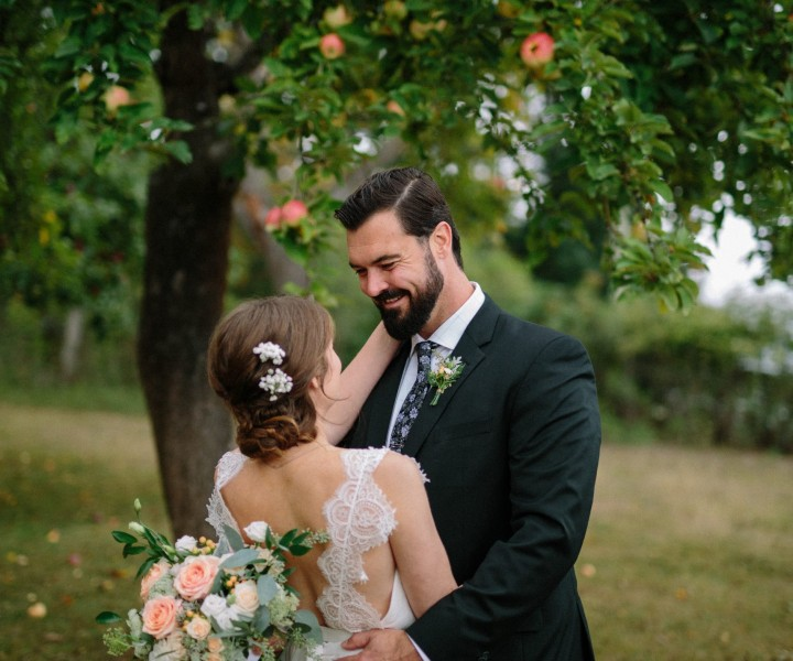 Celebrating their 1 year anniversary after their stunning wedding at our farm. Congratulations Andrea & Jordan...